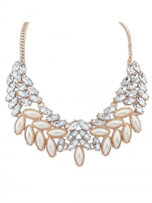 The Most Fashionable Occident Boutique Temperament Hot Sale Necklace
