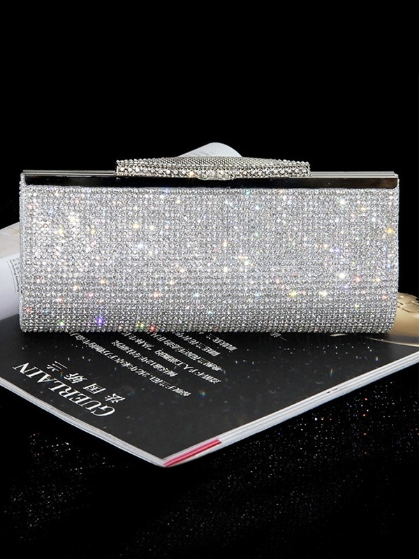 Gorgeous Rhinestones Evening Handbags